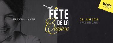 Fête de la Cuisine Vol.5 - 23.06.2019