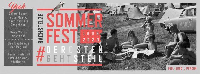 Sommerfest #derostengehtsteil 16.08.2020