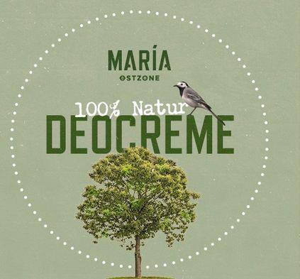 Deocreme 100 % natur