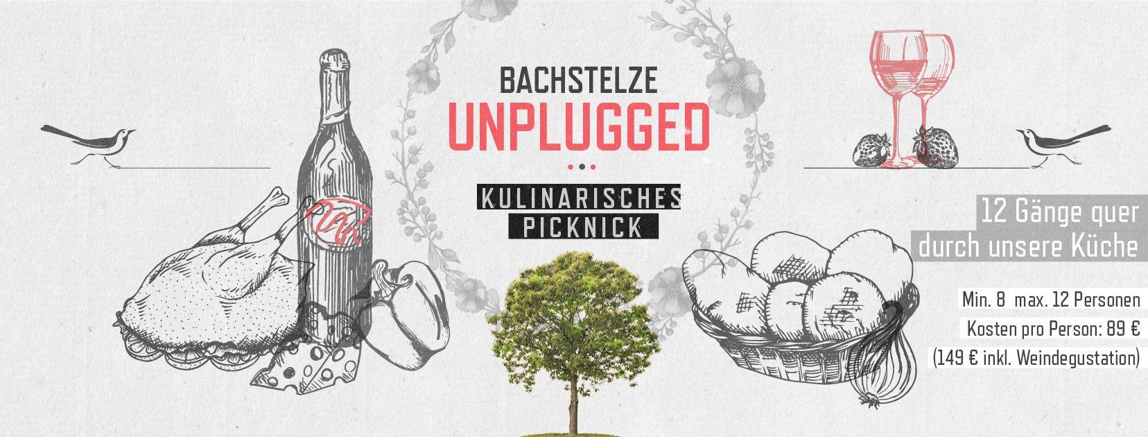 Bachstelze Unplugged