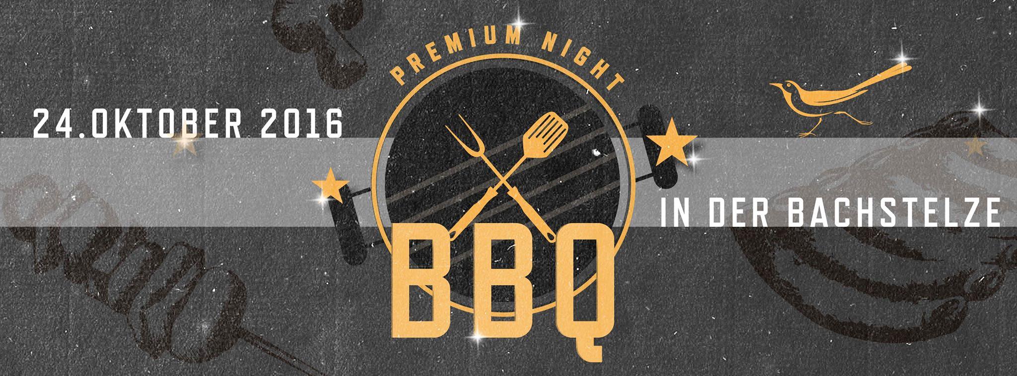 Barbecue Premium Night